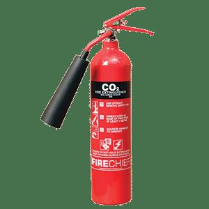 Carbon Dioxide (CO2) Extinguisher